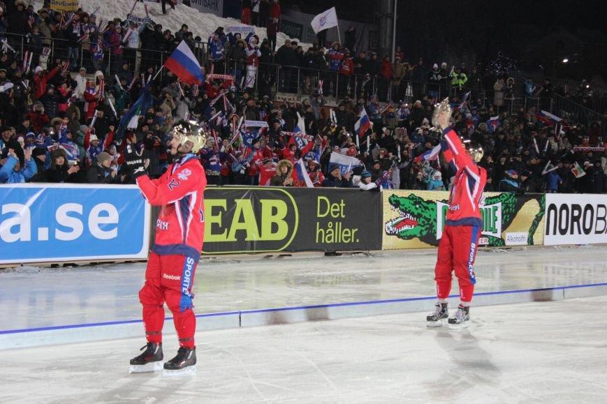 Сборную России поздравили Виталий Мутко и Николай Валуев, фото-8