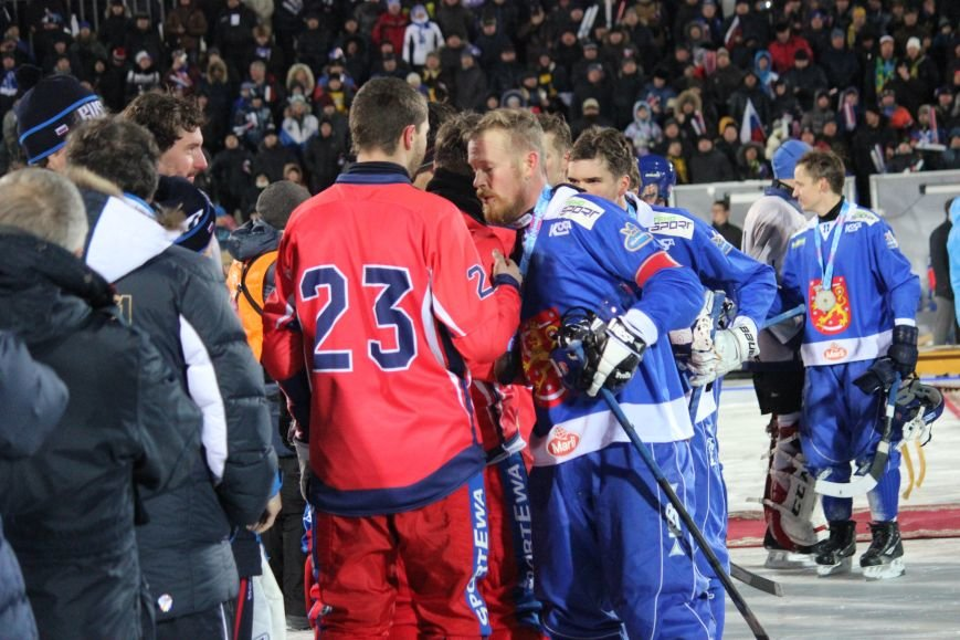 Сборную России поздравили Виталий Мутко и Николай Валуев, фото-4