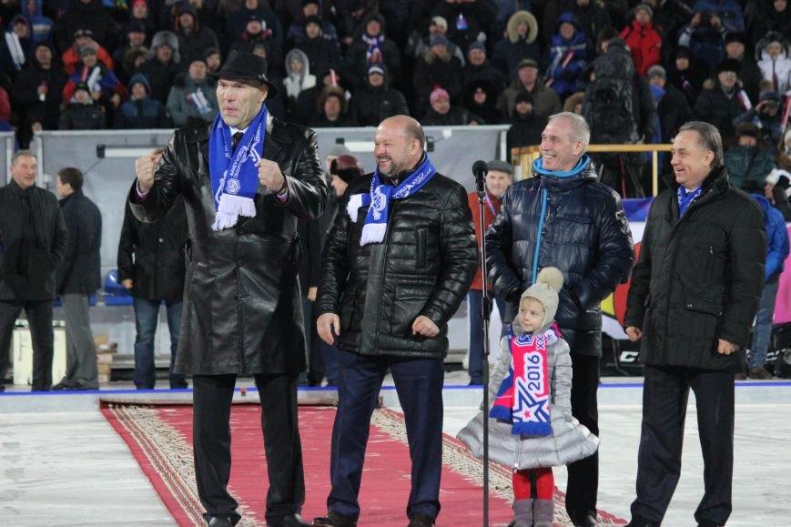 Сборную России поздравили Виталий Мутко и Николай Валуев, фото-1