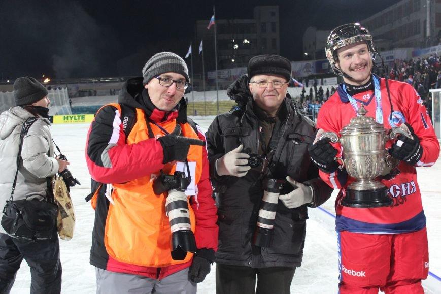 Сборную России поздравили Виталий Мутко и Николай Валуев, фото-12