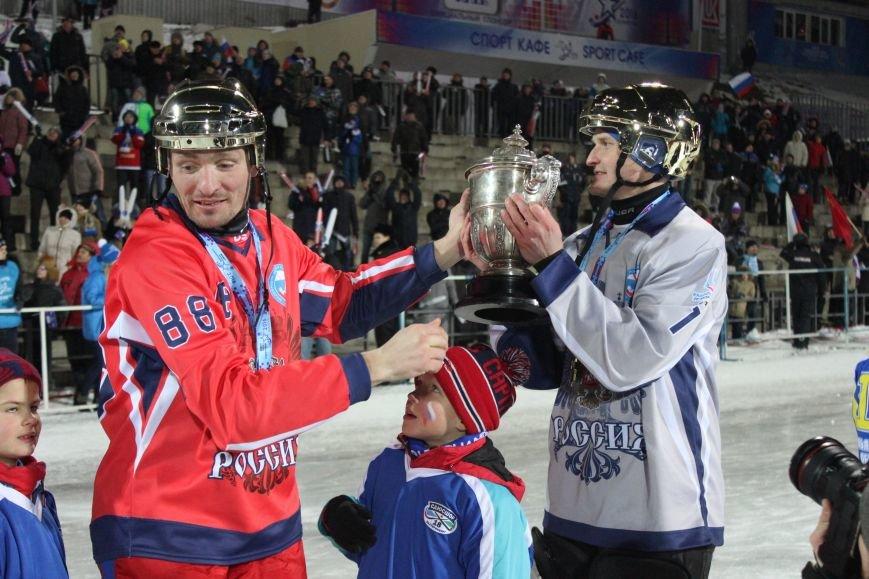 Сборную России поздравили Виталий Мутко и Николай Валуев, фото-10