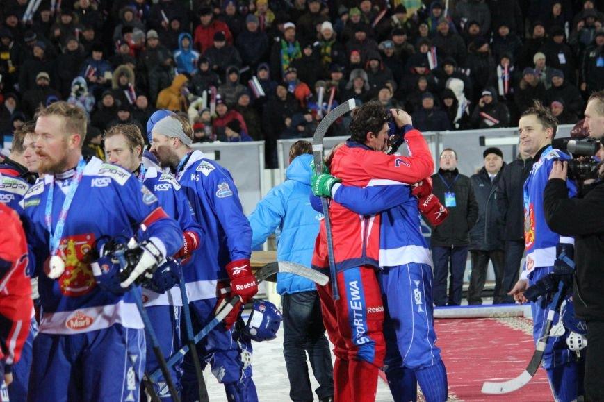Сборную России поздравили Виталий Мутко и Николай Валуев, фото-3