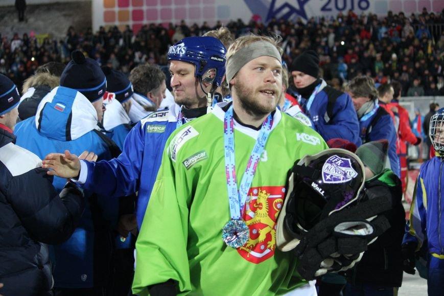 Сборную России поздравили Виталий Мутко и Николай Валуев, фото-6