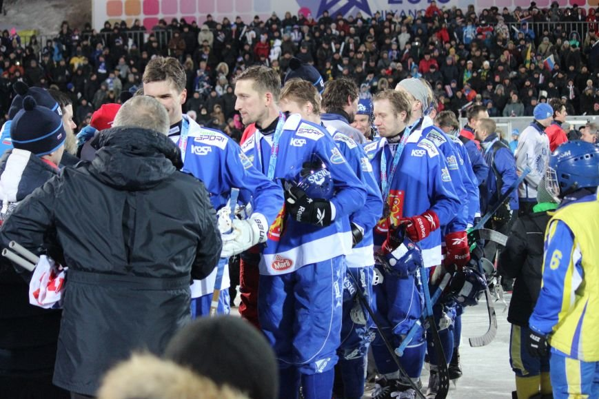 Сборную России поздравили Виталий Мутко и Николай Валуев, фото-5