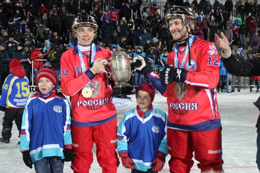 Сборную России поздравили Виталий Мутко и Николай Валуев, фото-11