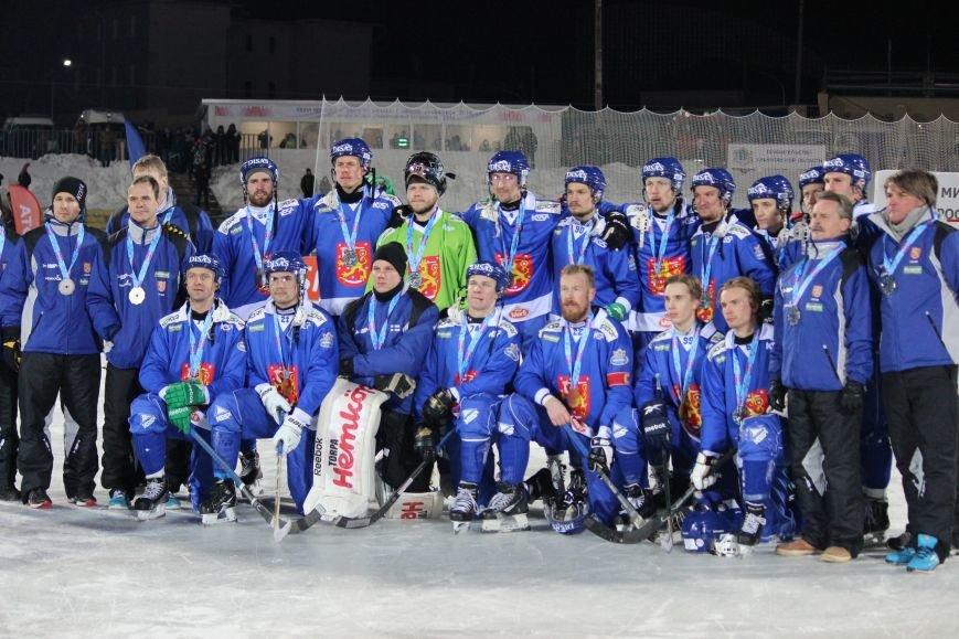 Сборную России поздравили Виталий Мутко и Николай Валуев, фото-7