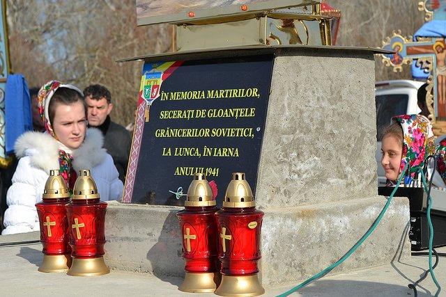 На Буковині з'явився пам'ятник розстріляним військами КДБ жителям, фото-2