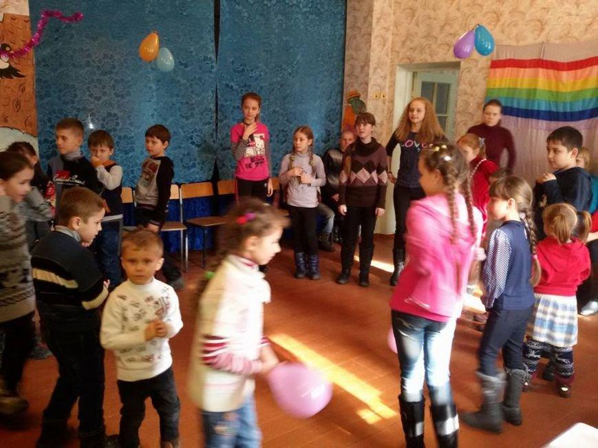В Станции юных техников  города Белицкое прошло детское развлекательное мероприятие, фото-3