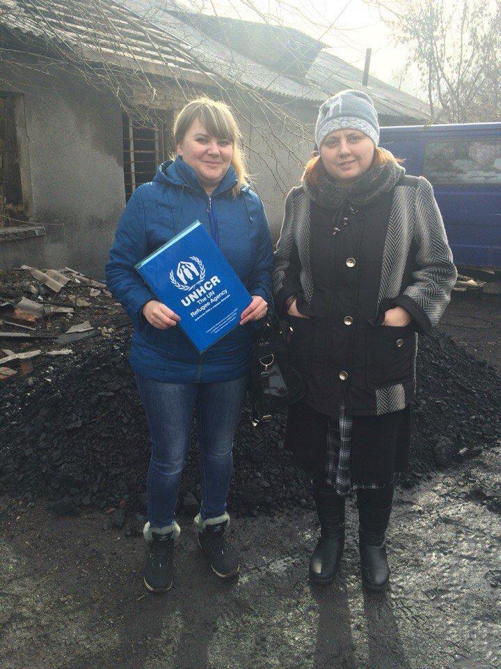 С каждым днём в Добропольском и Александровском районах, согреваются новые семьи (фото) - фото 1