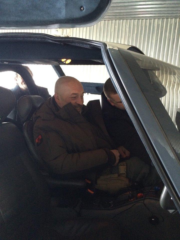 Георгий Тука познакомился и рассказал о легендарном человеке Луганской области (ФОТО), фото-10