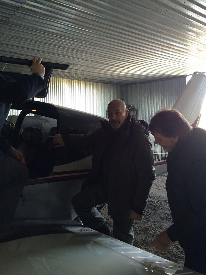 Георгий Тука познакомился и рассказал о легендарном человеке Луганской области (ФОТО), фото-9