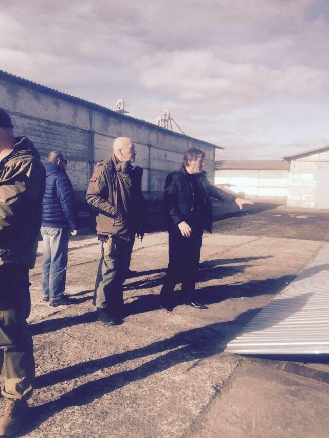 Георгий Тука познакомился и рассказал о легендарном человеке Луганской области (ФОТО), фото-4