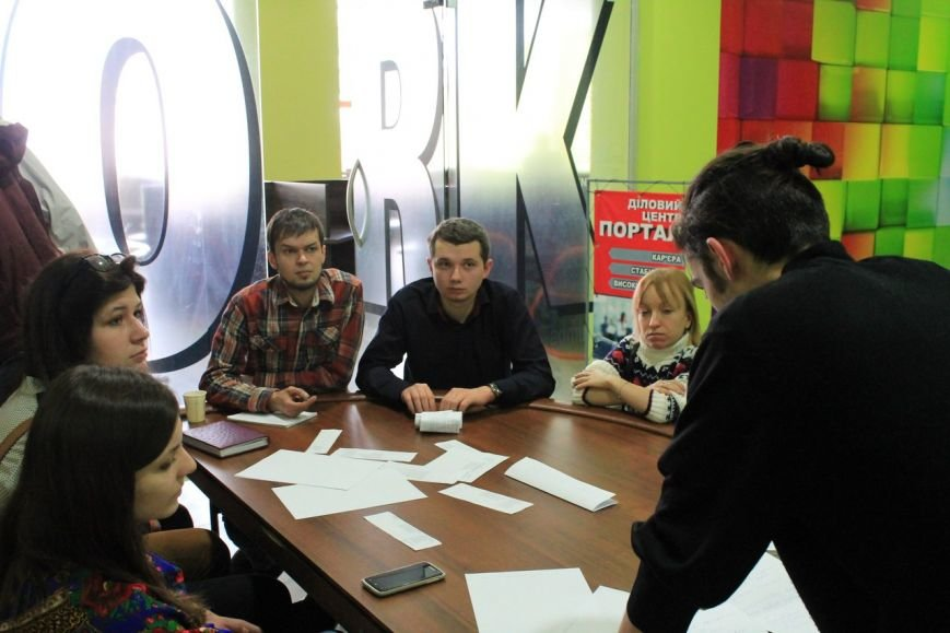 Молодь Хмельницького обговорила п'ятирічний план розвитку міста (Фото) (фото) - фото 1