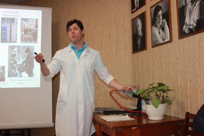 Сыктывкарские биологи открыли тайны своих исследований (фото) - фото 1