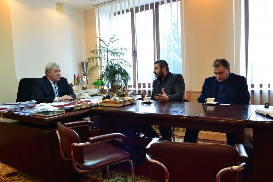 Городской голова Бахмута и представитель Министерства регионального развития обсудили Программу восстановления Донбасса, фото-1