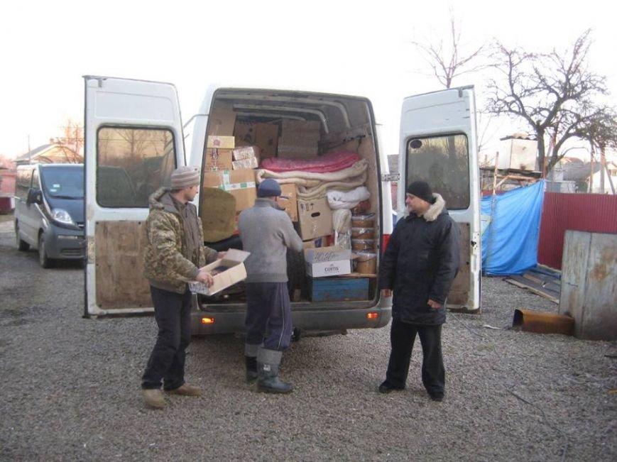 Буковинські волонтери відправили гуманітарний вантаж на Луганщину, фото-2