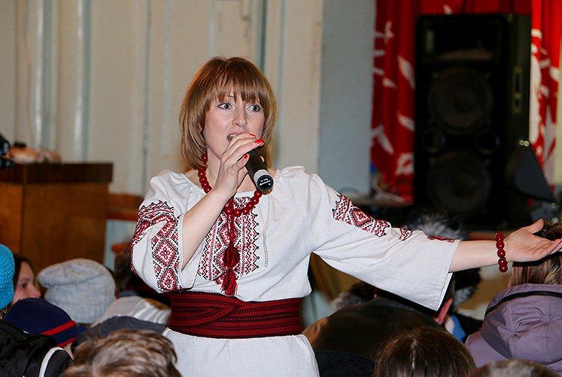 Гвардійців запросили на концерт артисти Бугаївки (фото) - фото 1