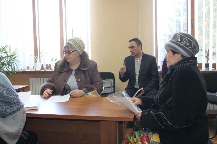 Жительница Бахмута выразила благодарность городскому голове, фото-1