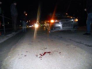 У Тернополі 22-річний водій збив пішохода (фото) - фото 1