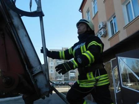 Херсонские спасатели получили новые боевые комплекты (фото) (фото) - фото 2