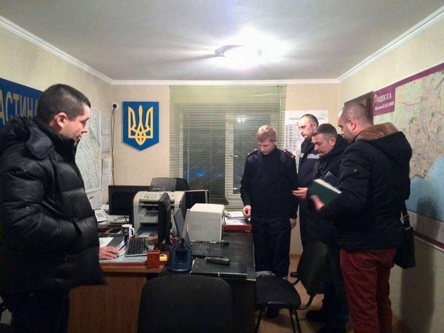 2bc284763b744cecc7a85ce1259d55d6 Полицейские в Одесской области вымогали у водителя 6 тысяч