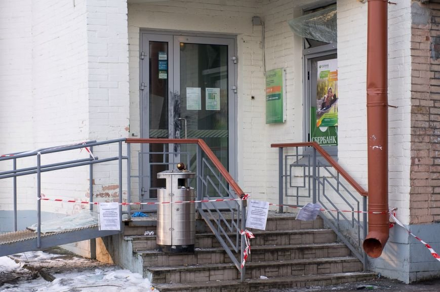 Мужчину, взорвавшего банкомат в городе Пушкине, будут судить за кражу (фото) - фото 1