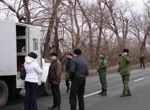 С т. н. ДНР в СИЗО г. Бахмута прибыли осужденные (фото) - фото 1