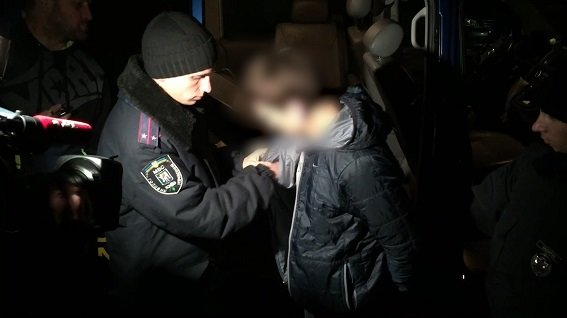 В Киеве активисты задержали продавца поддельной валюты (ФОТО, ВИДЕО) (фото) - фото 1