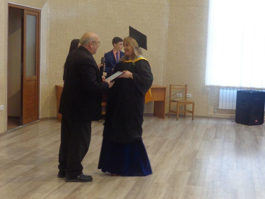 В Красноармейском индустриальном институте торжественно вручили дипломы магистрам (фото) - фото 19