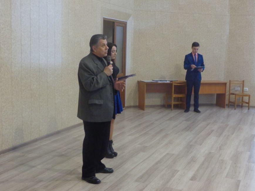 В Красноармейском индустриальном институте торжественно вручили дипломы магистрам (фото) - фото 3