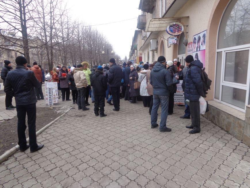 В Красноармейск приехала гуманитарная помощь для переселенцев (фото) - фото 10