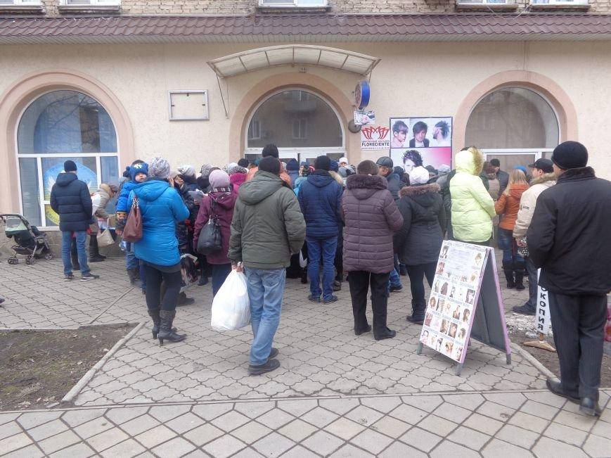 В Красноармейск приехала гуманитарная помощь для переселенцев (фото) - фото 12