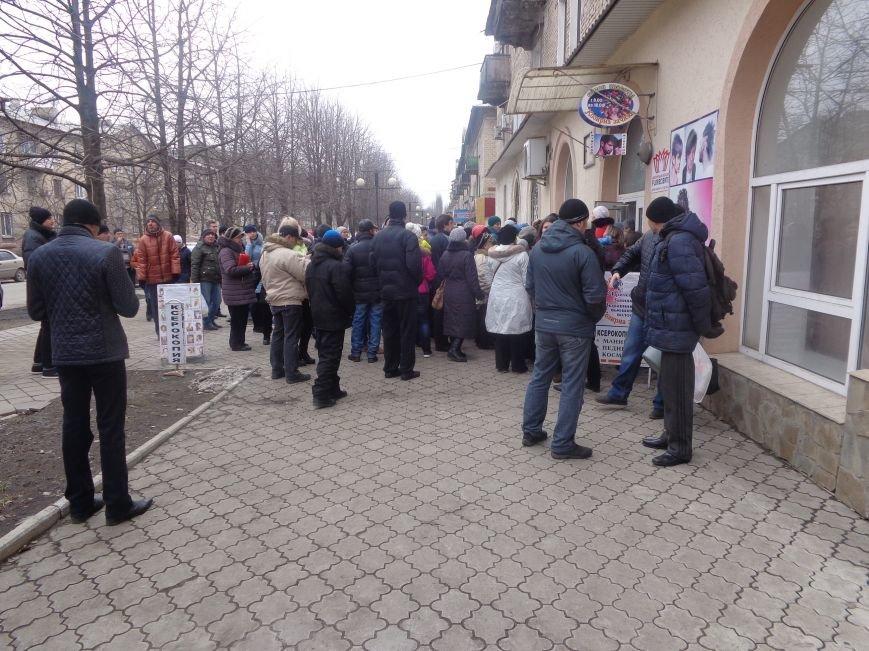 В Красноармейск приехала гуманитарная помощь для переселенцев (фото) - фото 9