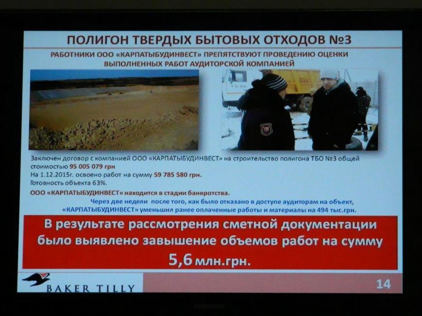 На строительстве мусорного полигона в Запорожье украли 5,6 млн грн (фото) - фото 1