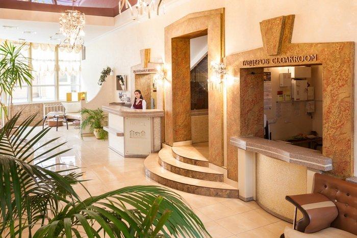 Отель «Семашко» дарит скидку 20% на номера для влюбленных и молодоженов города Гродно ко Дню Св. Валентина (фото) - фото 1