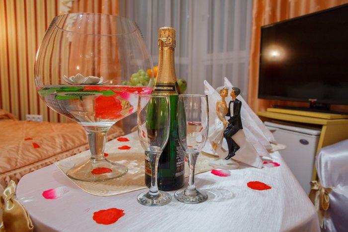 Отель «Семашко» дарит скидку 20% на номера для влюбленных и молодоженов города Гродно ко Дню Св. Валентина (фото) - фото 4