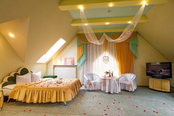 Отель «Семашко» дарит скидку 20% на номера для влюбленных и молодоженов города Гродно ко Дню Св. Валентина (фото) - фото 3