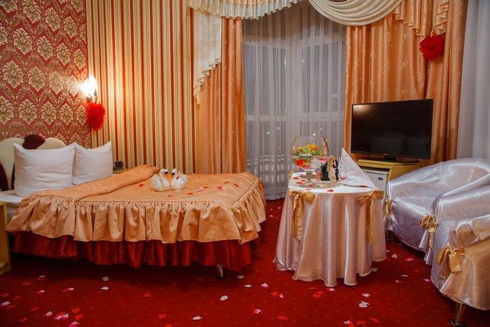 Отель «Семашко» дарит скидку 20% на номера для влюбленных и молодоженов города Гродно ко Дню Св. Валентина (фото) - фото 2