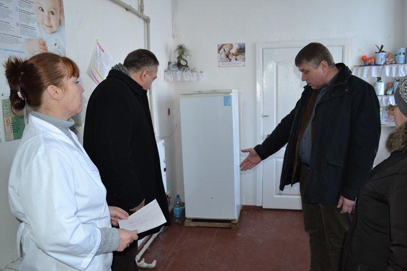И.о. председателя Добропольской райгосадминистрации провел личный выездной прием (фото) - фото 1