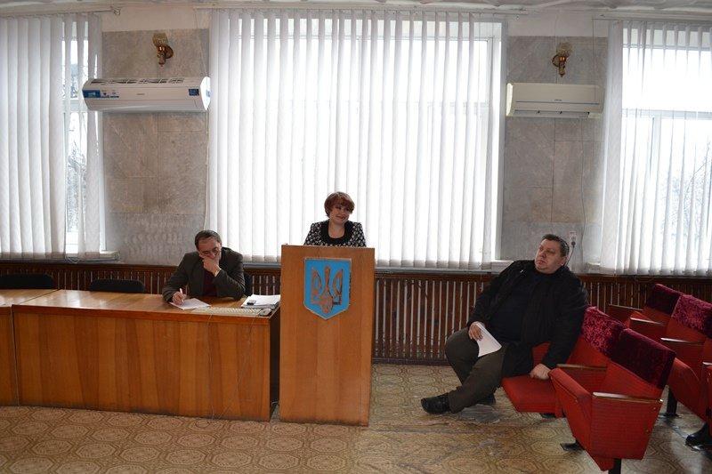 Обучение сельских голов Добропольского района (фото) - фото 1