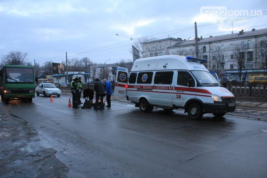 Что произошло на проспекте Ленина в Днепродзержинске (фото) - фото 1