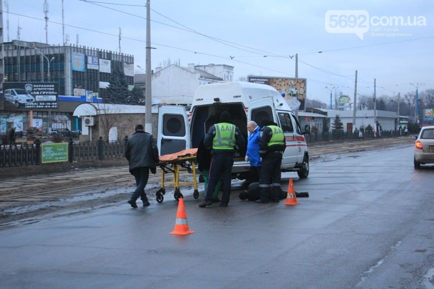Что произошло на проспекте Ленина в Днепродзержинске (фото) - фото 2