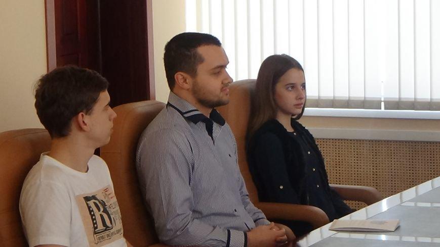 Пять спортсменов-ильичёвцев будут получать стипендию городского головы (+фото) (фото) - фото 7