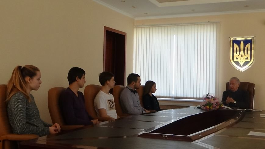 Пять спортсменов-ильичёвцев будут получать стипендию городского головы (+фото) (фото) - фото 2