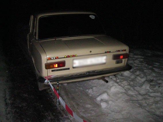 По Черниговской области гонял пьяный мужчина с гранатой в салоне авто (фото) - фото 1