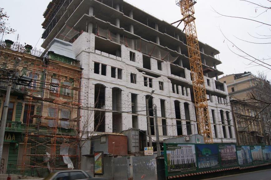 4529bae90b0908e0ee47018b01ac1541 Строительство в центре Одессы разрушает памятник архитектуры