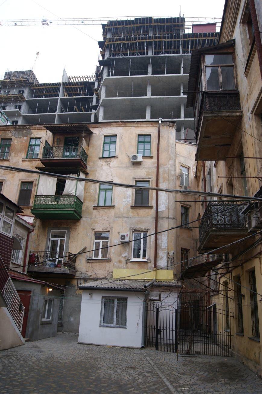 d38637e96d4c47976b97ef314317101c Строительство в центре Одессы разрушает памятник архитектуры