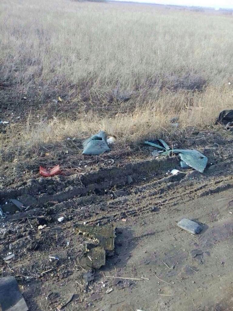 По дороге из Донецка в Курахово подорвался пассажирский микроавтобус. В числе погибших - макеевчанин (фото) (фото) - фото 1