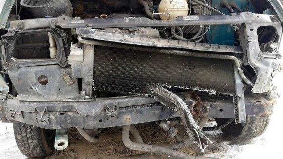 Александрийскому волонтеру после ДТП нужна помощь в ремонте авто (ФОТО) (фото) - фото 1
