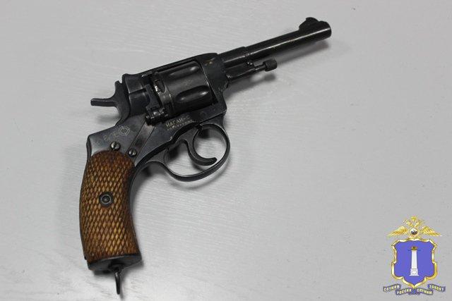 Ульяновец пытался застрелить жену из охотничьего ружья (фото) - фото 1
